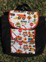 Dig It Toddler Backpack